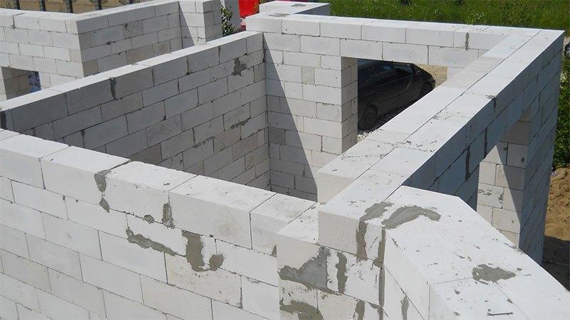 строительство из пенобетона плюсы и минусы