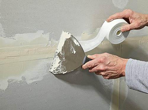 чем заделать трещины в бетонной стене