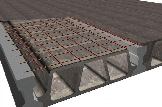 прочность бетонных перекрытий